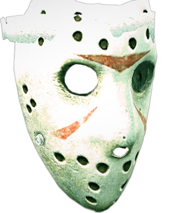 anti-abuse hockey mask